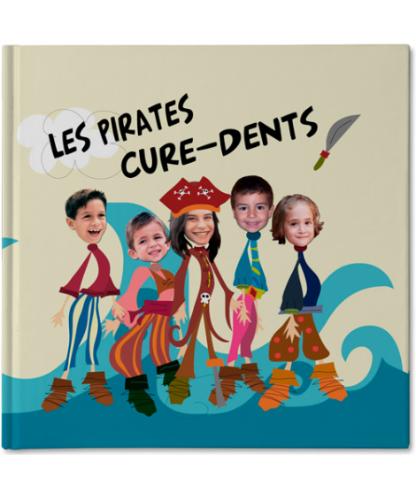 Les Pirates Cure-dents