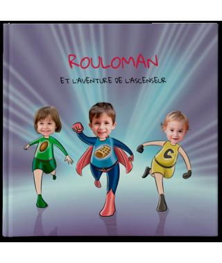 Ruloman et l'aventure de l'ascenseur