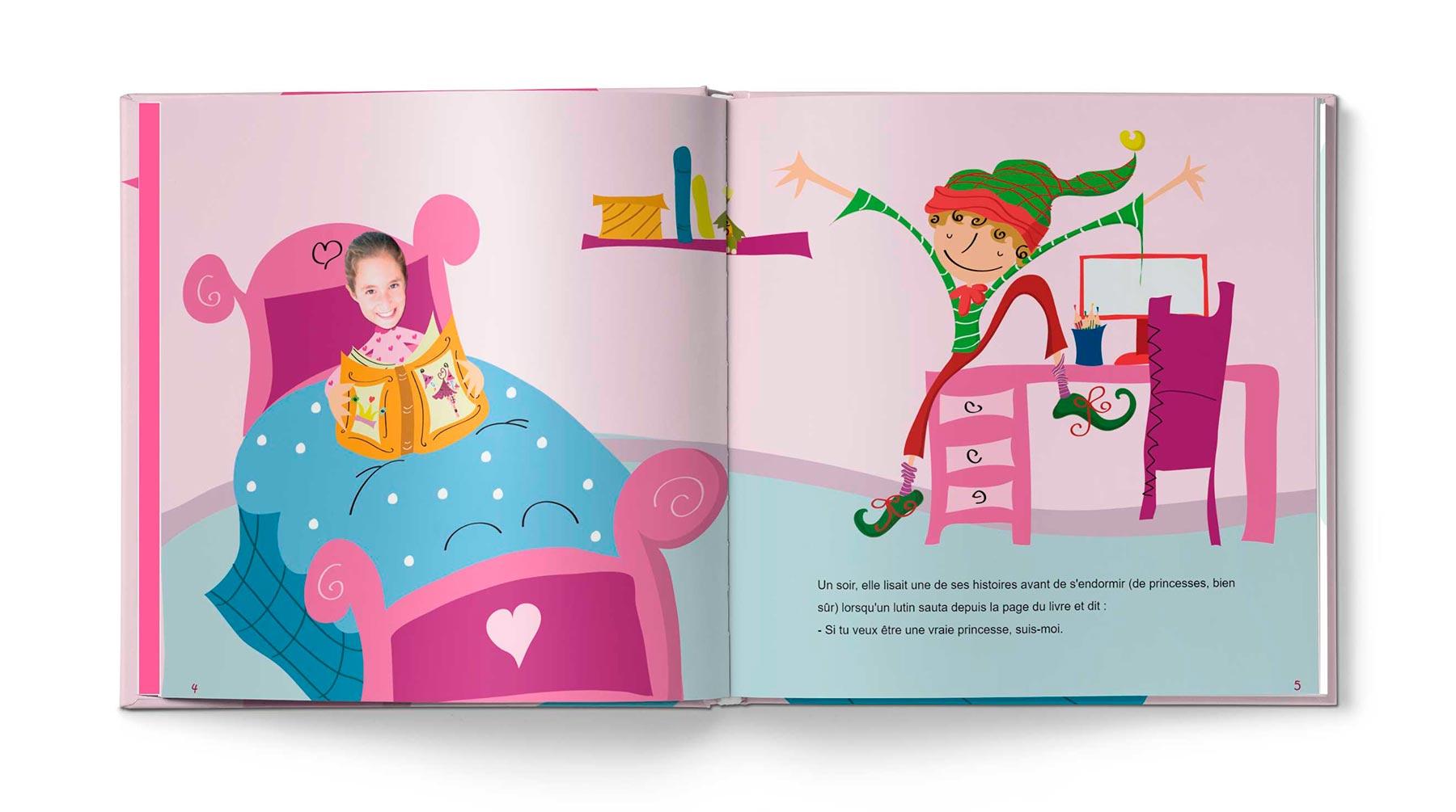 Histoire La princesse et le pansement - Image 2