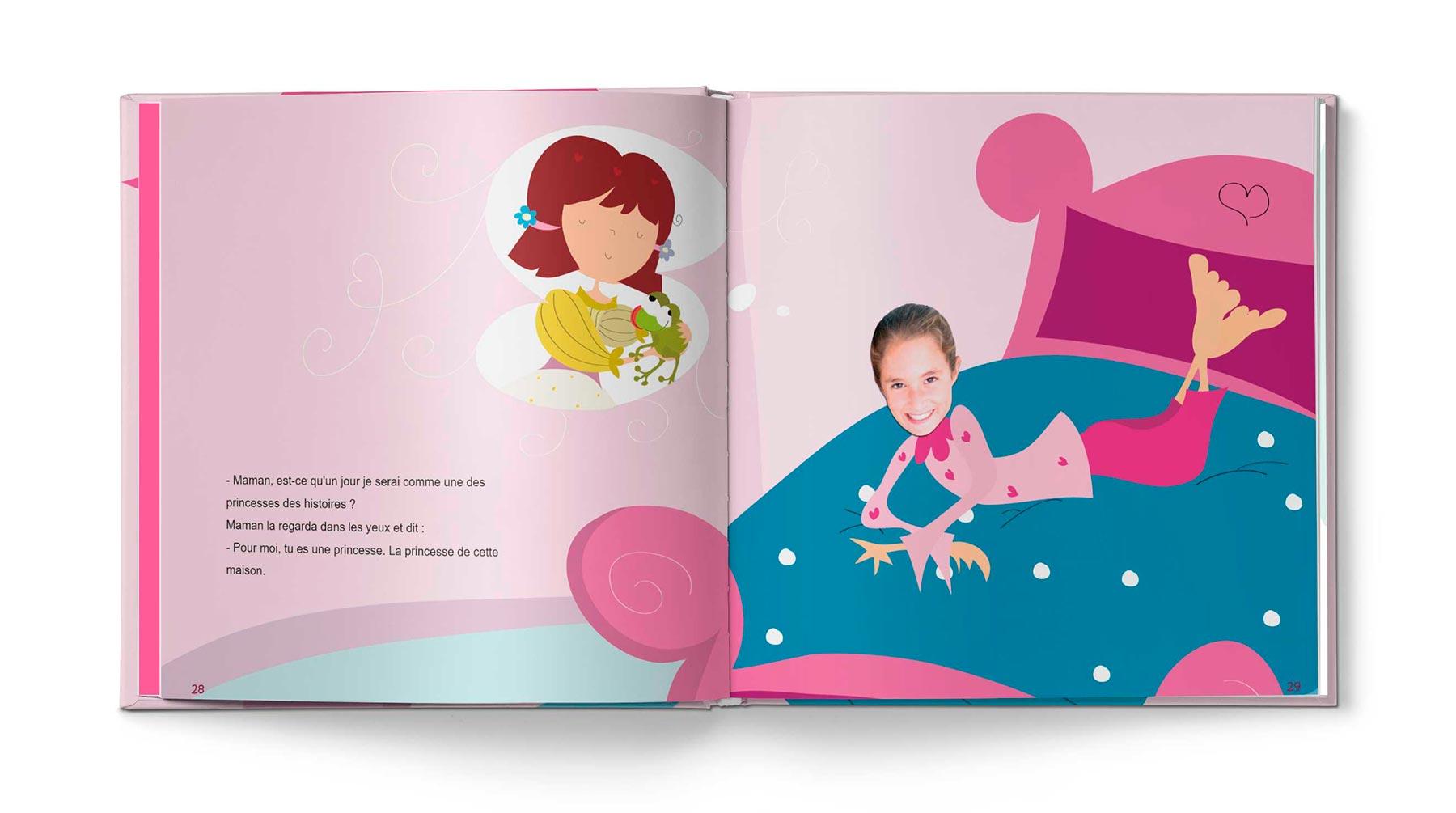 Histoire La princesse et le pansement - Image 14