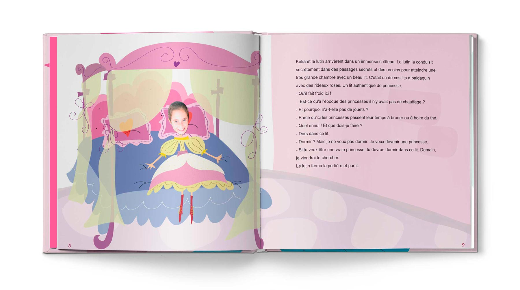 Histoire La princesse et le pansement - Image 4