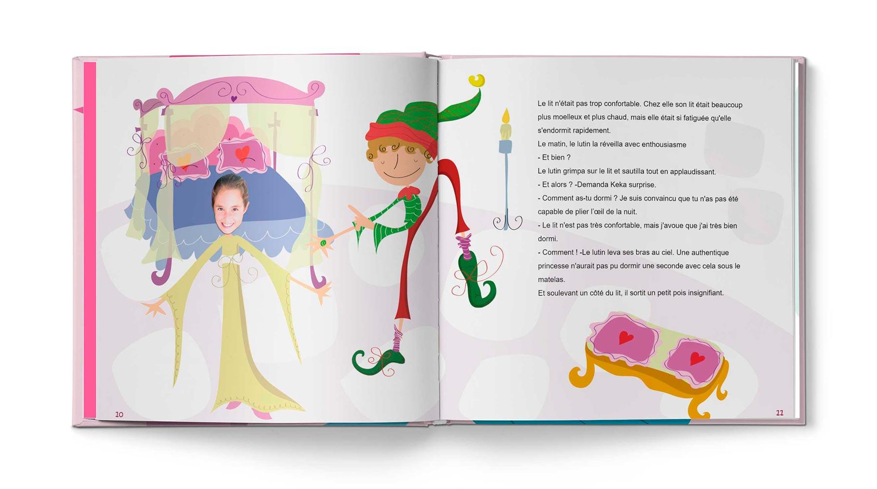 Histoire La princesse et le pansement - Image 5