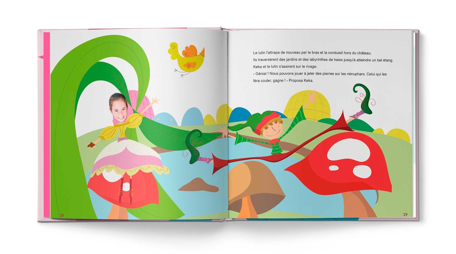 Histoire La princesse et le pansement - Image 9