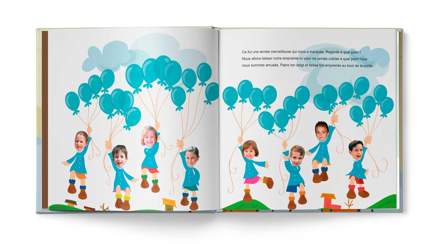Histoire Le livre d'école - Image 2
