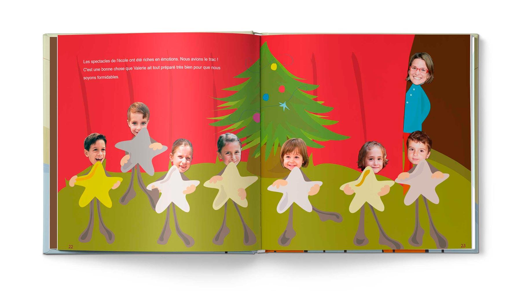 Histoire Le livre d'école - Image 11