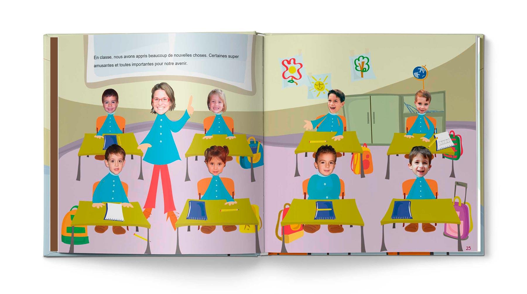 Histoire Le livre d'école - Image 12