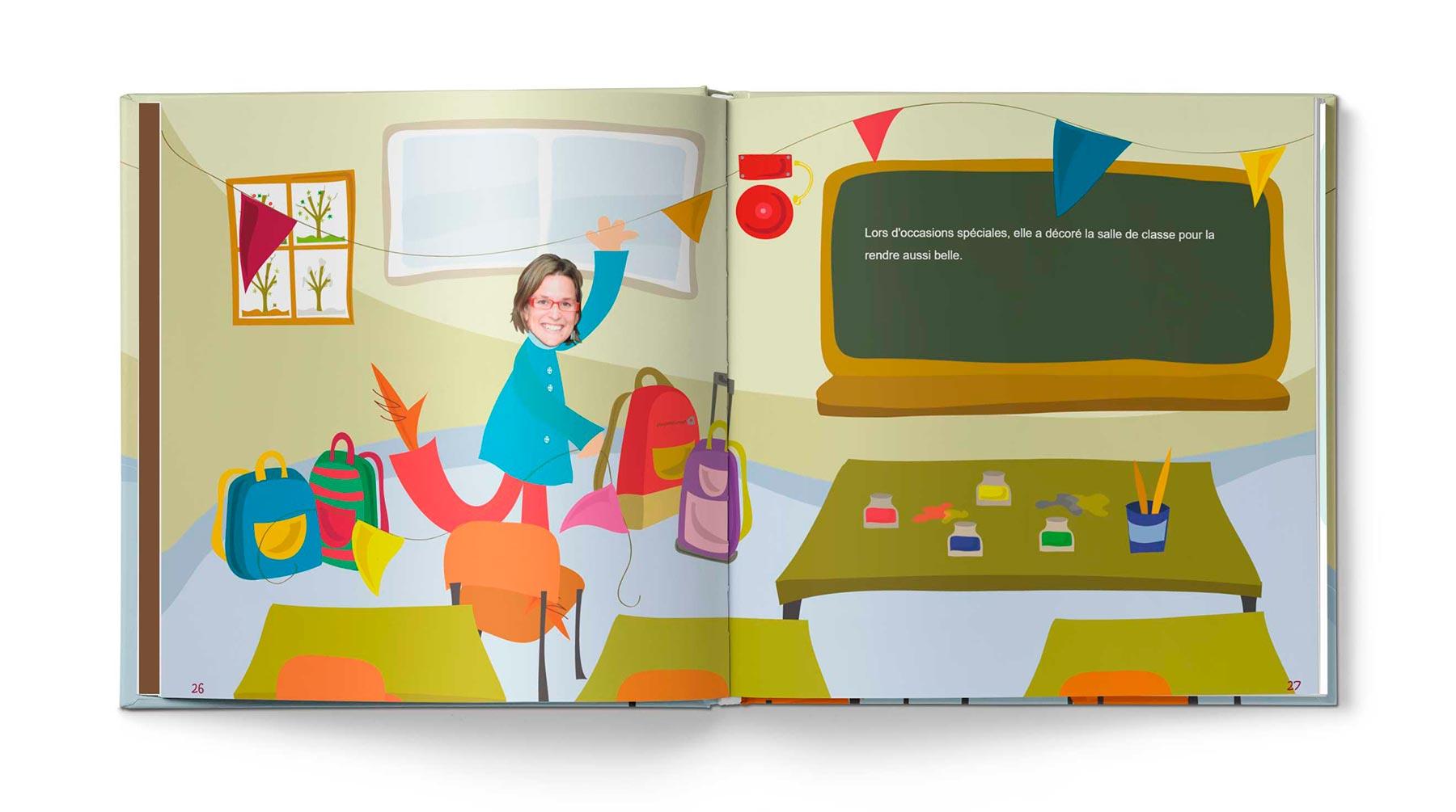 Histoire Le livre d'école - Image 13