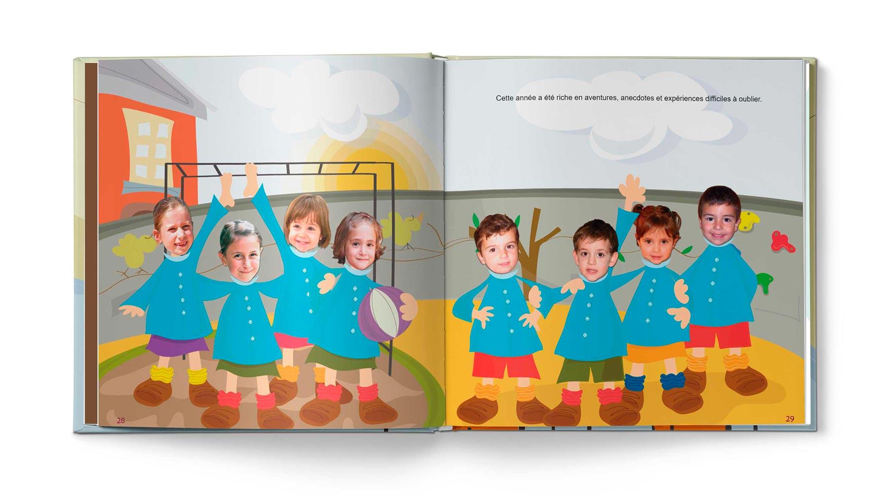 Histoire Le livre d'école - Image 14