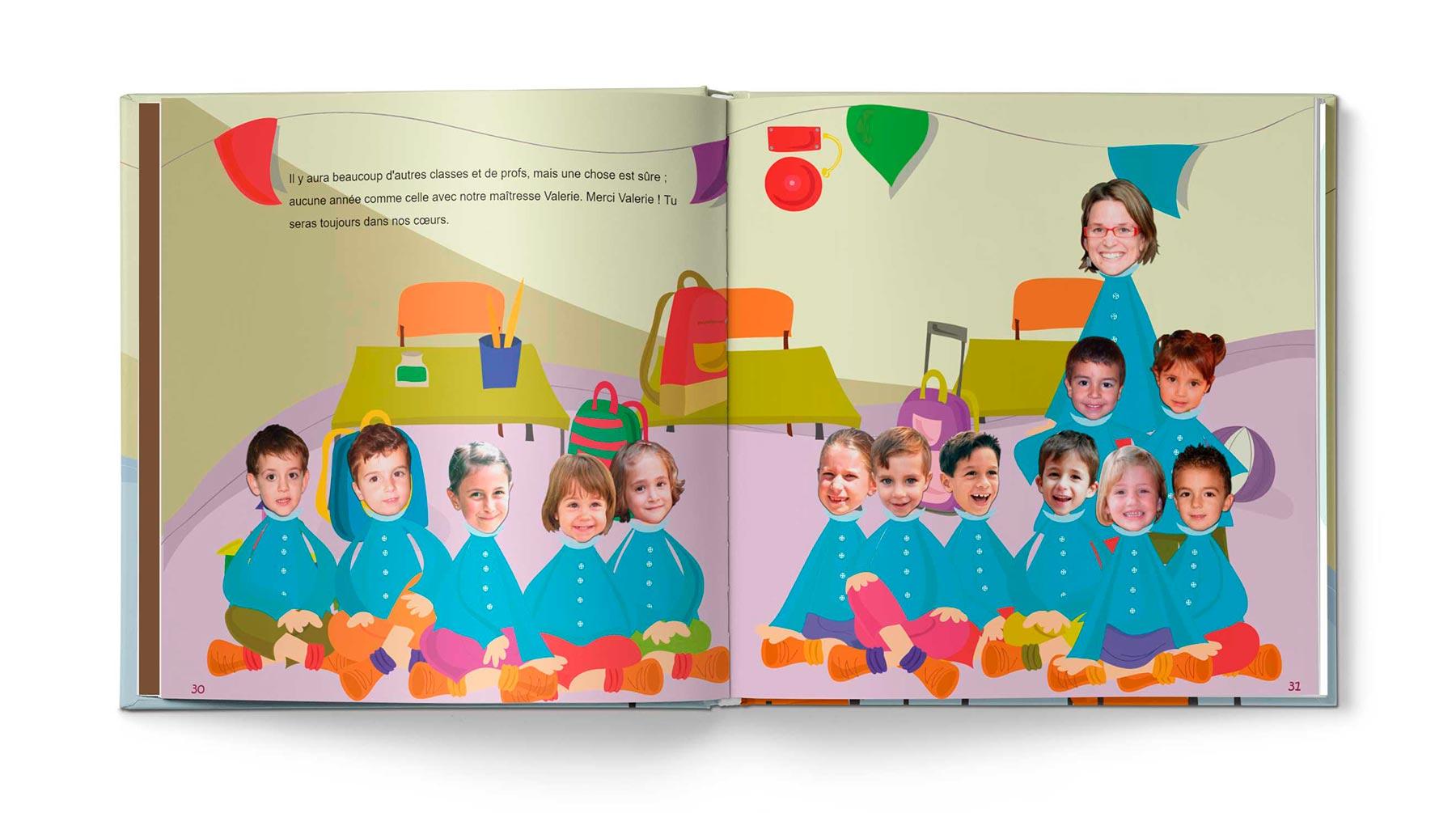Histoire Le livre d'école - Image 15