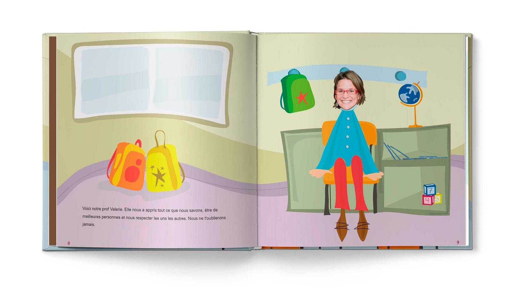 Histoire Le livre d'école - Image 4