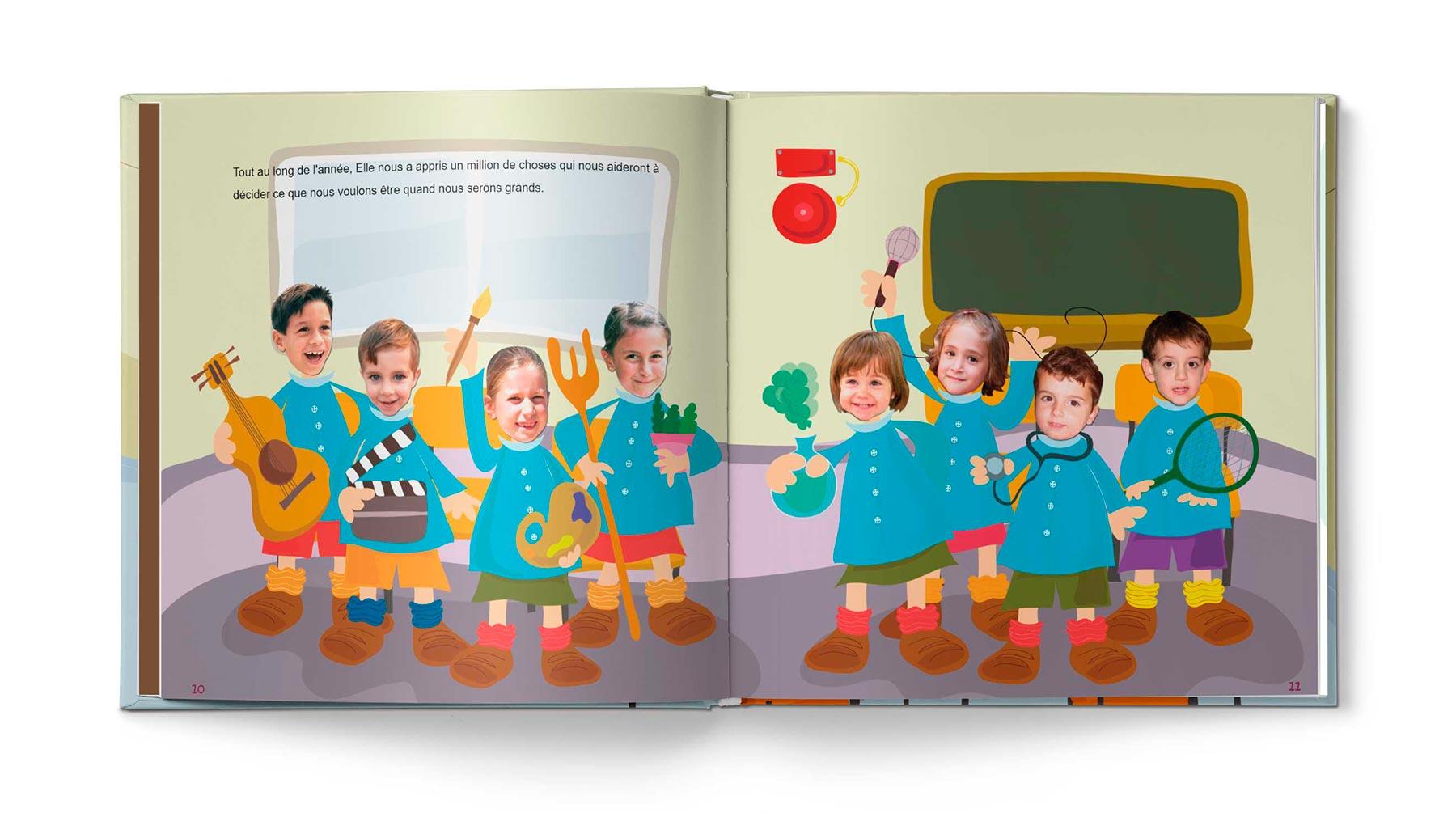 Histoire Le livre d'école - Image 5