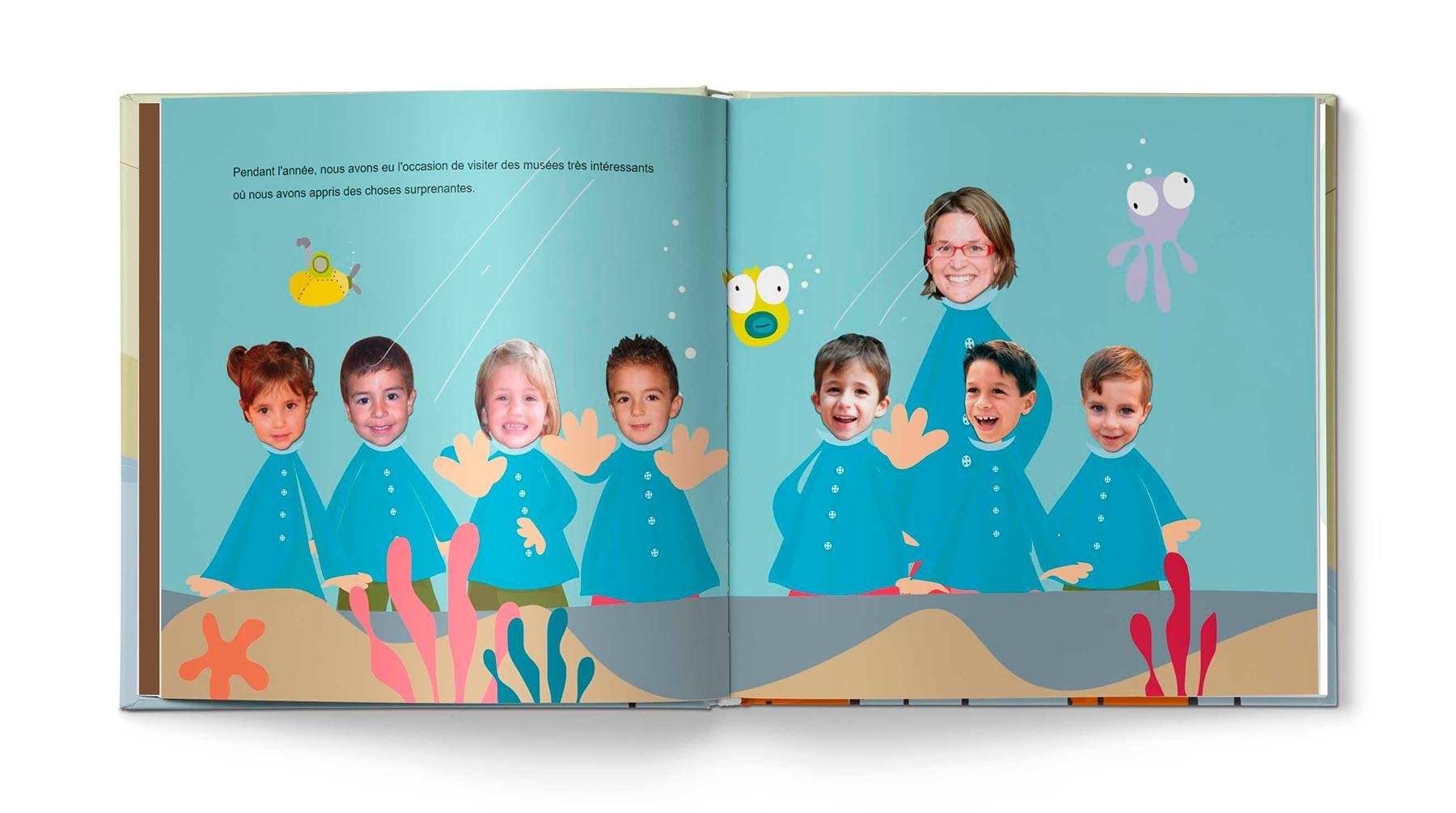 Histoire Le livre d'école - Image 6