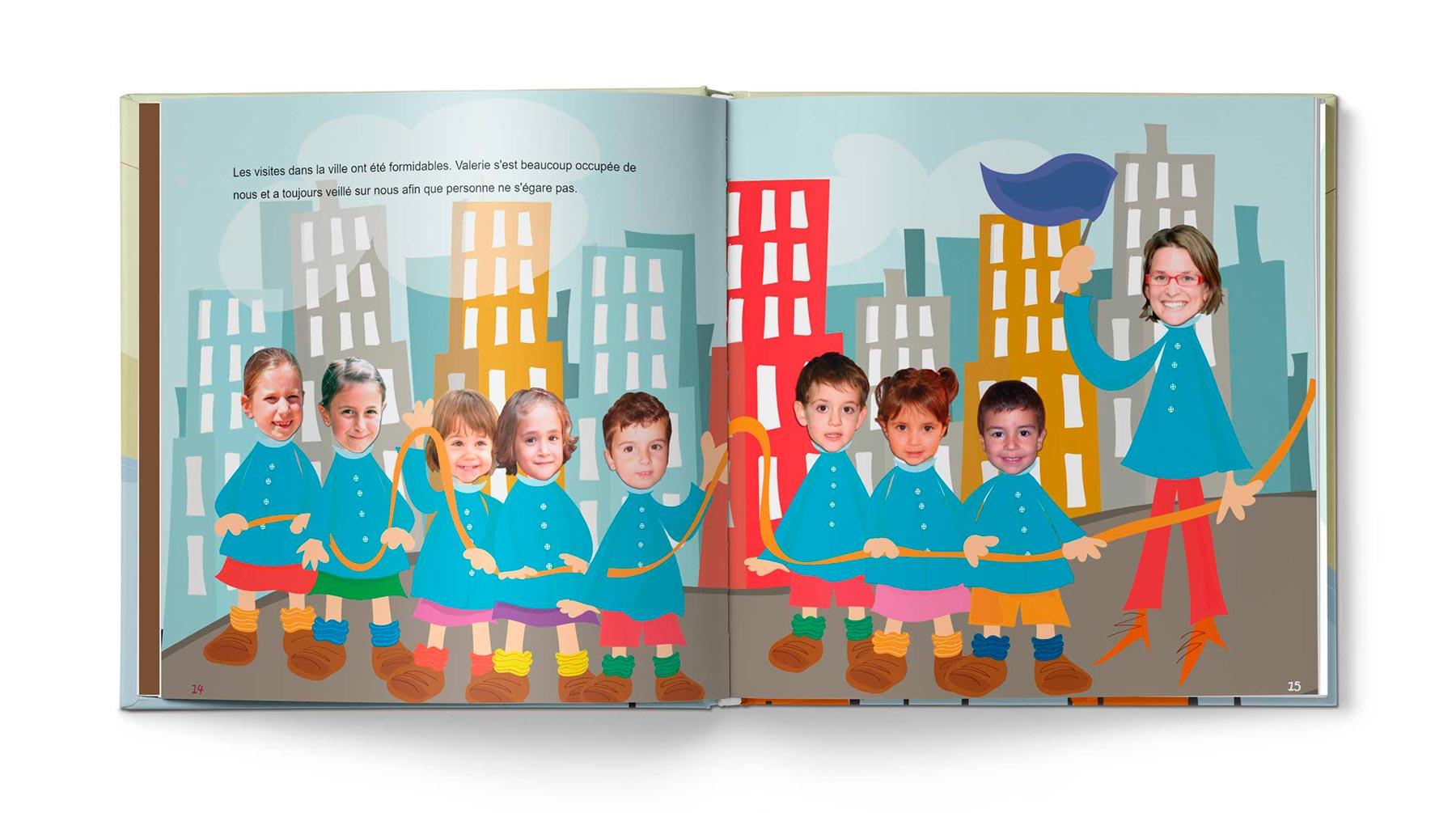 Histoire Le livre d'école - Image 7