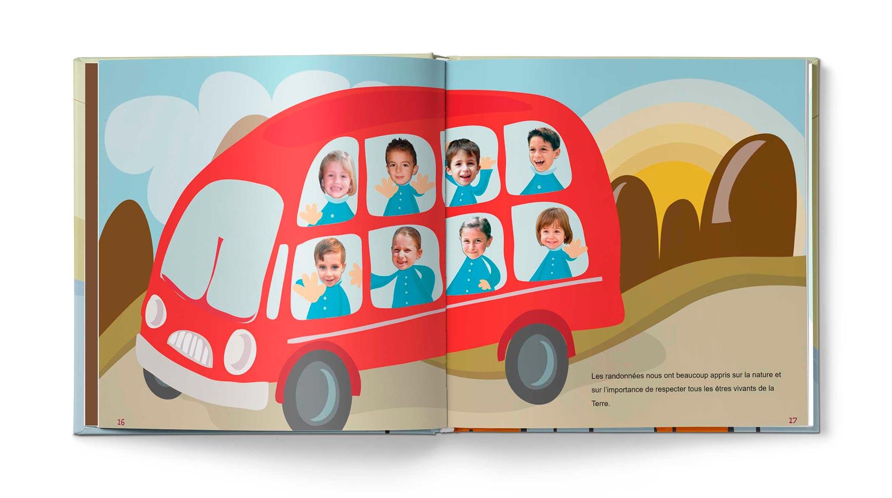 Histoire Le livre d'école - Image 8