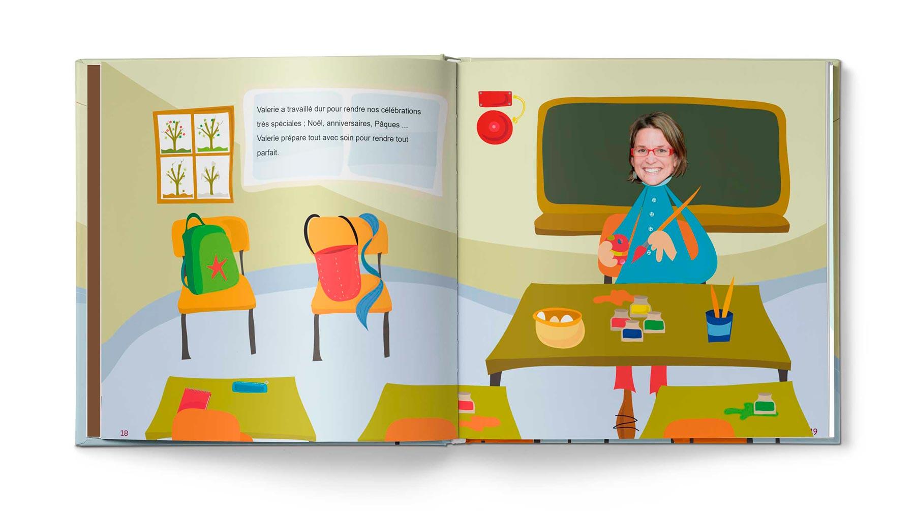 Histoire Le livre d'école - Image 9
