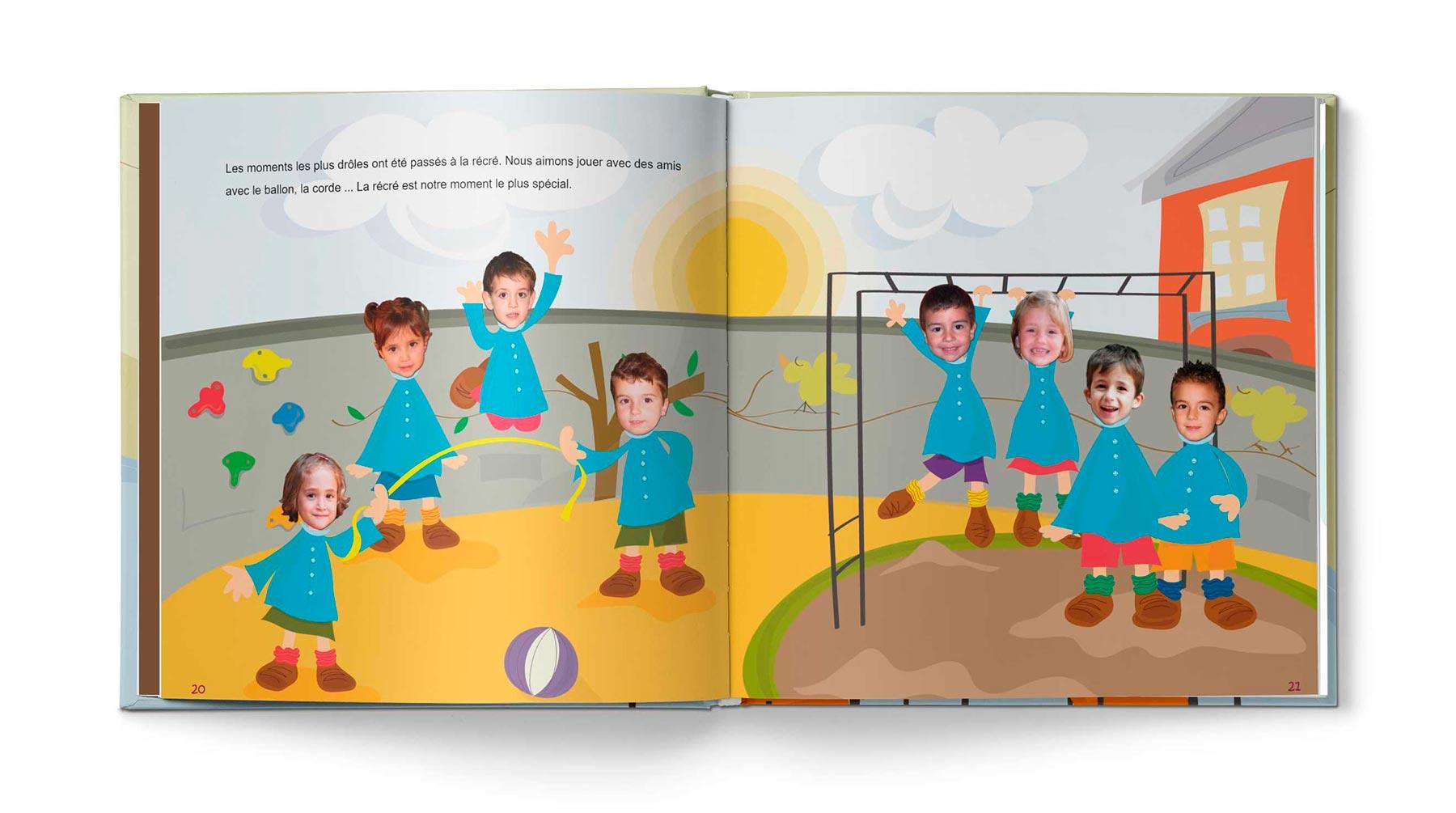 Histoire Le livre d'école - Image 10